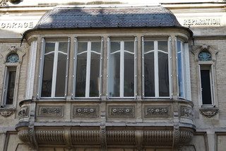 1 - 3 rue Jacques Cellerier - Bow windows